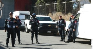 Se fugan tres internos de Reclusorio Sur; iban a ser extraditados a EU