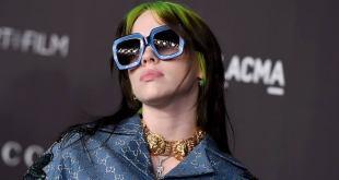 Billie Eilish se quita la ropa tras críticas por su aspecto y su música