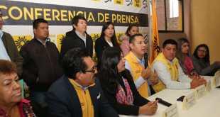PRD denuncia a Servidores de la nación por coaccionar voto en Hidalgo