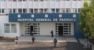Suspenden consulta externa y toma de muestras en Hospital General