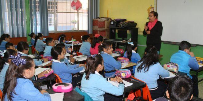 Empieza suspensión de clases en Hidalgo por Covid-19