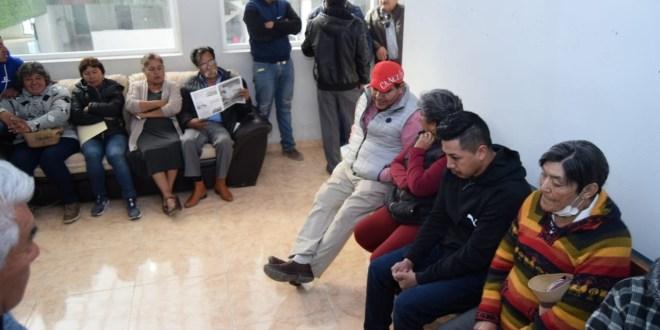 En Atotonilco de Tula acusan imposición de una autoridad auxiliar