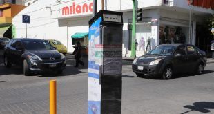 Reactivarán parquímetros en Pachuca tras pago de 19 mil pesos