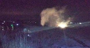 Se registra una fuga de hidrocarburo en comunidad de Ajacuba