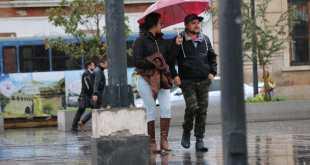 Posibles lluvias Hidalgo sábado clima templado