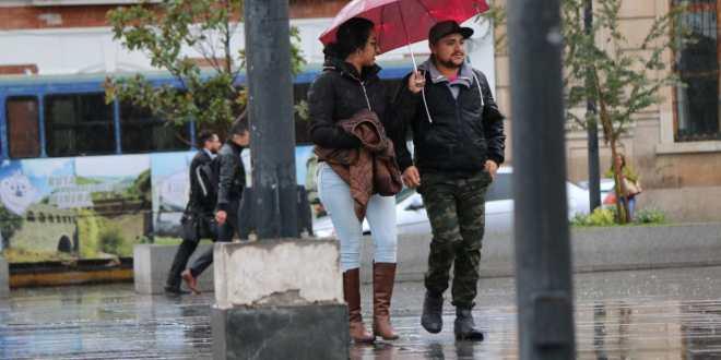 Lluvias y vientos fuertes este martes en Hidalgo