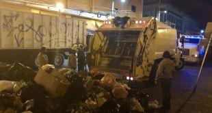 Comienza a restablecerse la recolección de basura en Pachuca