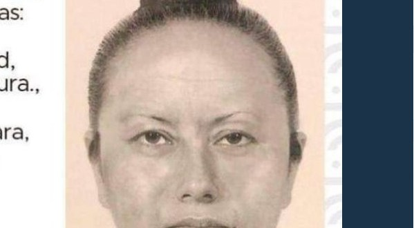Difunden retrato hablado de mujer que se llevó a Fátima