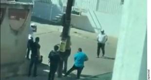 Balacera en Culiacán deja un muerto (VIDEOS)