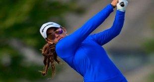 Sigue la golfista hidalguense María Fassien actividad