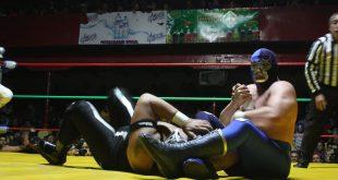 Victoria enciende rivalidad entre Blue Demon Jr. y Rayo de Jalisco Jr