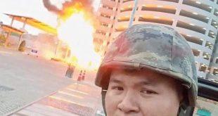 Mata soldado a más de 20 personas en un centro comercial de Tailandia