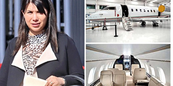 Firma a Murillo Karam lujos... y ahora la acusan; compró avión de 20 MDD