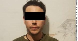 Detienen con droga al hermano de Diego Santoy Riveroll