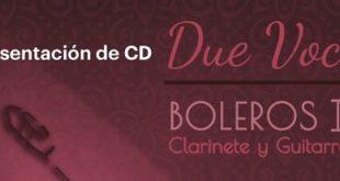 Presentará Due Voci su segundo disco en el teatro Hidalgo
