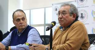 Baptista confirma reunión para definir agenda legislativa de Morena