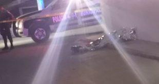 Muere una persona tras una riña en la zona centro de Zimapán