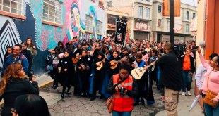 Habrá callejoneada por el día del amor y la amistad en Pachuca