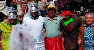 Carnaval, legado prehispánico en la zona Huasteca