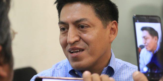 Alejandro Olvera niega haber plantado a aliados