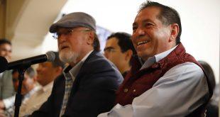 Lima Morales busca candidatura de Morena para Pachuca