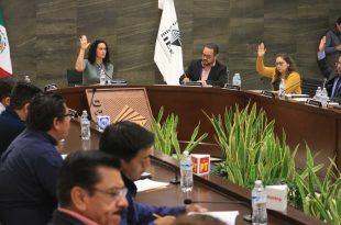 Desecha IEEH coalición entre Morena-PVEM-PESH-Panalh