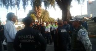 Despedirán a 21 policías por tronar exámenes de control en Tizayuca