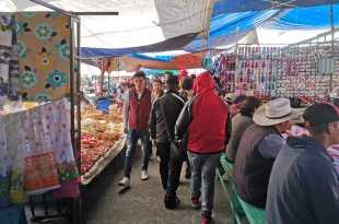Reubicarán seis tianguis de Pachuca por obstruir escuelas y clínicas