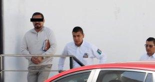 Realizan audiencia intermedia de Cipriano en juzgados de Pachuca