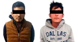 Detienen a uno por robar 56 borregos en Venta Prieta, Pachuca