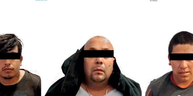 Detienen a 4 supuestos narcomenudistas en Cuautepec