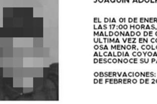Encuentran en Hidalgo a menor extraviado en CDMX