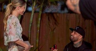 Ella es Cydney Moreau la guapa prometida de Nicky Jam
