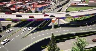 Nuevas etapas de Supervía Colosio; puentes y repavimentación