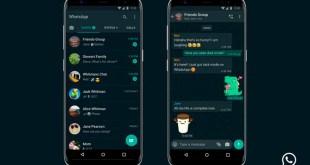 WhatsApp presenta el modo oscuro: así puedes instalarlo en tu teléfono