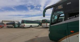 ¿Tienes que viajar en autobús? Te dejamos recomendaciones contra Covid-19