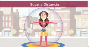 Susana Distancia, la heroína de Salud ante el coronavirus Covid-19