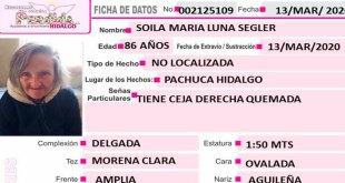 Soila María Luna Segler/Pachuca