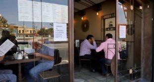 Caen 80% ventas de restauranteros ante medidas por Covid-19