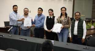 Dos bloques registran sus candidaturas comunes en Hidalgo