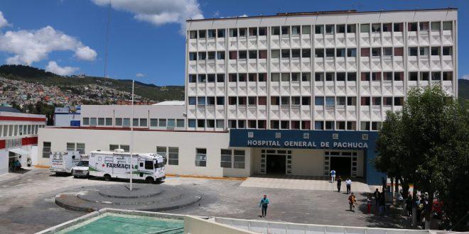 Basura y bichos, constantes en el Hospital General de Pachuca