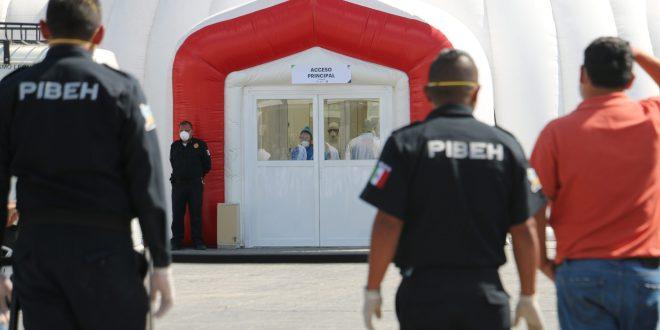 Anuncia Fayad tercer positivo de coronavirus en Hidalgo