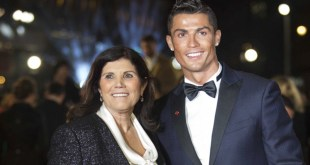 Operan de emergencia a mamá de Cristiano Ronaldo