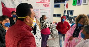 Fayad hace visita sorpresa al Hospital General de Pachuca