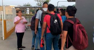 Filtros para evitar contagios de coronavirus en escuelas de la Huasteca