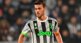 Daniele Rugani jugados de Juventus dio positivo por Coronavirus