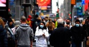 Tiene Nueva York 7 mil 681 nuevos casos de coronavirus Covid