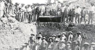 Hoy se cumplen 100 años de la tragedia en la mina El Bordo, en Pachuca