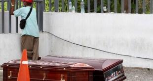 Ecuador, en shock por el manejo de los muertos en plena pandemia