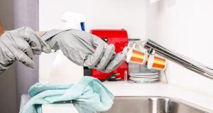 Limpia todo lo que venga de fuera de casa, para evitar contagio por Covid-19